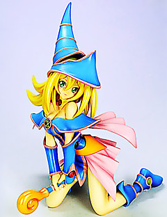 Yu-Gi-Oh Dark Magician Girl 18CM Anime Action Figures Model Toys Doll Toy