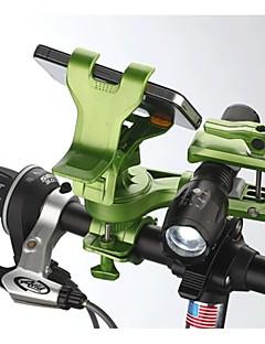 2IN1 Universal Bike Bicycle Mobile Phone Handlebar Holder Adjustable Width Flashlight  Holder