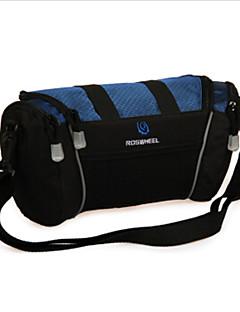 ROSWHEEL® Bike Bag 6LLBike Handlebar Bag Waterproof / Rain-Proof / Shockproof / Wearable Bicycle Bag Waterproof Material / TeryleneCycle