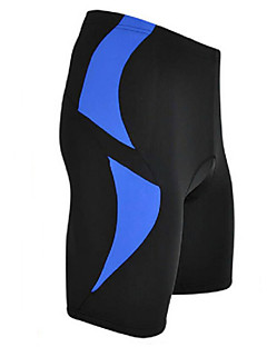 KOSHBIKE/KORAMAN® Cycling Padded Shorts Men'sBreathable / Quick Dry / Anatomic Design / Ultraviolet Resistant / Dust Proof / Compression