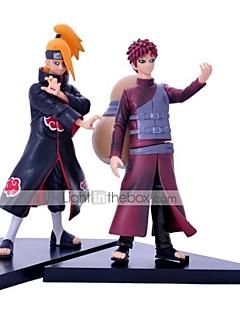 Naruto Monkey D. Luffy PVC Figure Anime Azione Giocattoli di modello Doll Toy