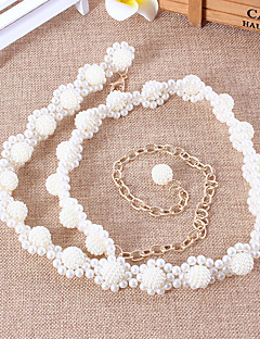 Women Other Pearl Chain,Vintage / Cute / Party / Casual Alloy