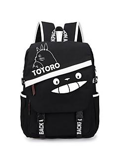 Taška Inspirovaný Můj soused Totoro Kočka Anime Cosplay Doplňky Taška batoh Kanvas Pánské Dámské