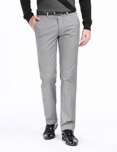 Sieben Brand® Herren Anzug Hose Hellgrau-702S808584