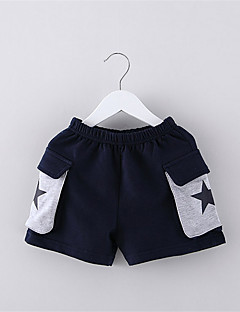 Stars Casual Summer Girls/Boys Shorts for Kids Clothes Children Trousers Baby Clothing