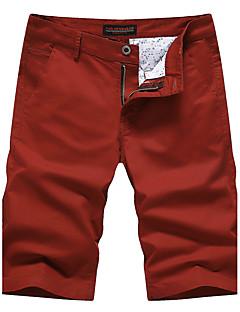 Summer men's casual shorts Korean slim fit pants five big baggy pants pants men tide beach code