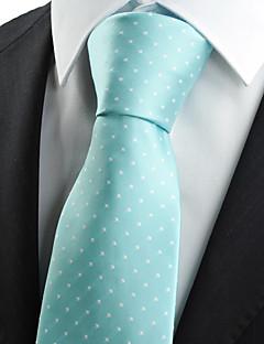 Muž Polyester / Umělé hedvábí Vintage / Roztomilý / Party / Pracovní / Na běžné nošení Kravata,Puntíky