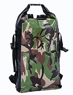 Waterproof Backpack in grey