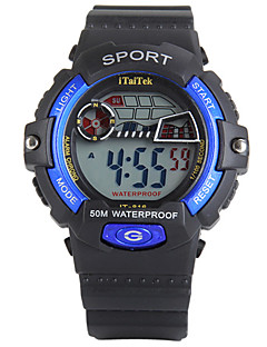 ITaiTek®Children Multifunction LED Sports Wrist Watch 30m Waterproof Assorted Colors