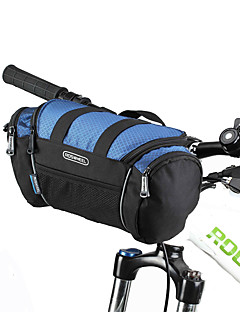 ROSWHEEL® Bike BagBike Handlebar Bag / Shoulder Bag Waterproof Zipper / Moistureproof / Shockproof / Wearable Bicycle BagPVC / 600D