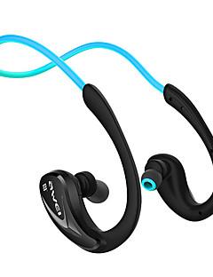 AWEI A880BL אוזניות (רצועת צווארForנגד מדיה/ טאבלט / טלפון נייד / מחשבWithעם מיקרופון / DJ / בקרת עצמה / גיימינג / ספורט / מבטל רעש /