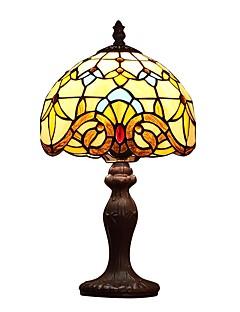 40W Tiffany Masa Lambası , özellik için Göz Koruyucu , ile Boyama kullanım Aç/Kapa anahtar