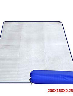 משטח קמפינג מזרן לשינה משטח לפיקניק עמיד ללחות עמיד למים עמיד לאבק מלבני קל במיוחד(UL) סתיו אביב קיץ חורף EVA