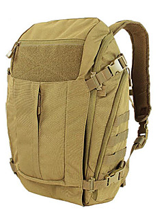 32 L Backpack Camping & Hiking Outdoor Multifunctional Brown / Camouflage Nylon Other
