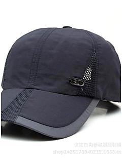 남성제품 야구 모자 사계절 캐쥬얼 면 혼방