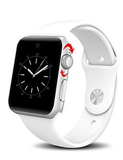 lemfo lf07 bluetooth slimme horloge 2.5d arc HD-scherm ondersteuning van sim-kaart draagbare apparaten SmartWatch voor iOS android