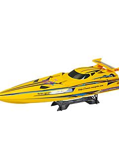 2,4 fjernkontroll båt, elektrisk fjernkontroll vann leketøy skip, navigasjon modell