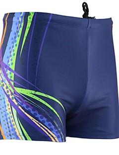 בגדי ריקוד גברים עמיד למים עמיד אולטרה סגול נושם חומרים קלים LYCRA® חליפת צלילה תחתיות-שחייה צלילה גלישה אביב קיץ חורף סתיוקלאסי סקסית