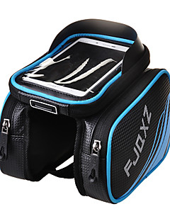 FJQXZ® Bolsa de Bicicleta 3LLBolsa para Quadro de BicicletaÁ Prova-de-Água / Á Prova-de-Chuva / Zíper á Prova-de-Água / Anti-Derrapante /