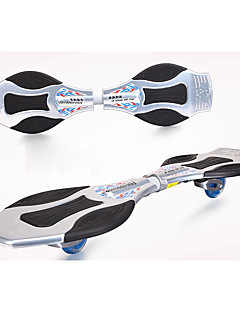 Løbehjul/Scooter Aluminium / Alloy Unisex børn Rød / Blåt / Grå
