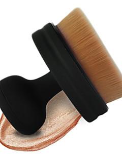1 Pennello da fondotinta Capelli sintetici Professionale / sintetico / Limita la formazione di funghi / Portatile Plastic VisoMAKE-UP FOR
