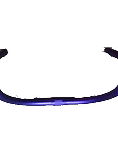 Handlebar Aluminium Alloy Comfortable 1 Black / Red / Blue / Golden / Purple
