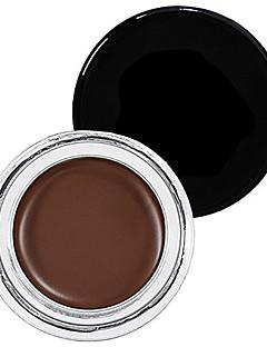 Augenbrauen Cream Nass Farbiger Lipgloss / Natürlich Schwarz / Braun / Kaffee Augen 1pcs 1 Others
