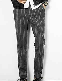 DMI™ Men's Long Striped Casual Tweed Pant