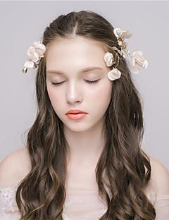 Damen Tüll Kopfschmuck-Hochzeit Haarclip 1 Stück