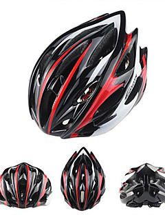 Hora / Sporty-Unisex-Cyklistika / Horská cyklistika / Silniční cyklistika / Rekreační cyklistika-Helma(Žlutá / Červená / Modrá / Others /