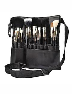 Smikkészlet tárolás Szépségápolási táska / Smikkészlet tárolás PU 26*25.5 Fekete Elhalványulnak