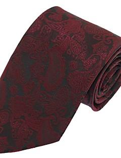 Muž Polyester Vintage / Party / Pracovní / Na běžné nošení Kravata,Proužky Modrá