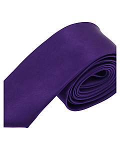 Men Silk Leisure Jacquard Tie Necktie for Wedding Party