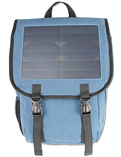 Solar Outdoor Riding Package 35L Laptop Pack Camping & Hiking Wearable Solar Panel Laptop Packs Iphone7 Canvas