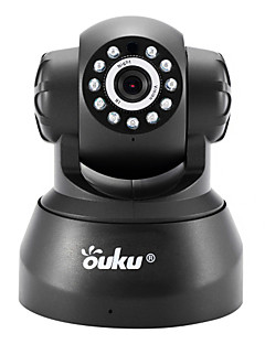 ouku® 720p megapixeles H.264 vezeték nélküli PTZ ONVIF WiFi IP biztonsági kamera