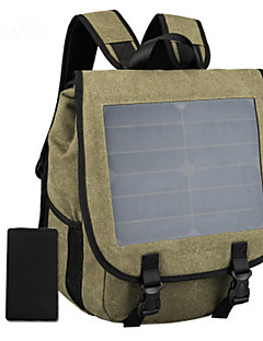 35 L Backpack / Hiking & Backpacking Pack / Laptop Pack Camping & Hiking / Leisure Sports Outdoor Wearable / Solar Panel / Laptop Packs