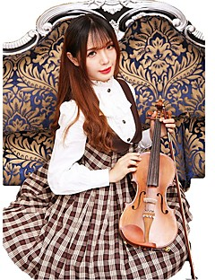 Skirt Sweet Lolita Lolita Cosplay Lolita Dress Brown Plaid Sleeveless Medium Length Dress For Women Woolen