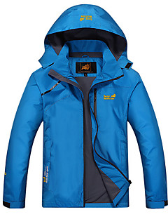 Hiking Softshell Jacket Men's Waterproof / Quick Dry / Windproof / Dust Proof / Static-free