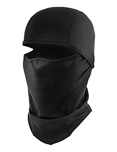 Sport Support Skiing / Climbing / Cycling/Bike / Motorbike / Snowsports / Warm Polyester Black/Face Mask