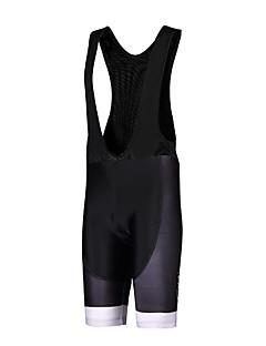 Sports QKI Pink Cycling Bib Shorts mens /Quick Dry / Anatomic Design  / 5D coolmax gel pad