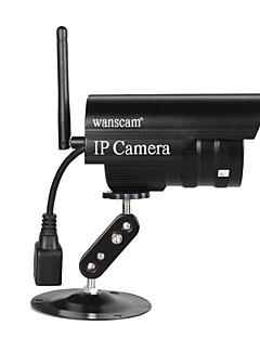 Câmera de Segurança IP Wanscam®, P2P - a prova d'água - sem fio para áreas externas (Sensor CMOS de 1/4 polegadas colorido)