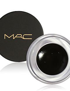 Eyeliner Liquido Umido / Minerale Effetto prolungato / Impermeabile / Naturale / Asciugatura rapida Nero Occhi 1 1 Others