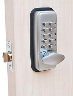 Mechanical Locks Keyless Digital Machinery Code Keypad Password Entry Door Lock Keyless Locks