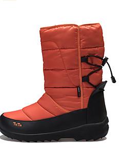 TnTn Men's / Women's Snow sports Mid-Calf Boots Winter Anti-Slip / Waterproof / Breathable Shoes Orange / Burgundy