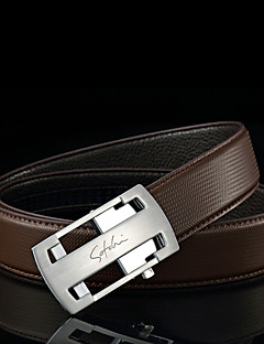 Men Fur Waist Belt,Vintage Brass All Seasons