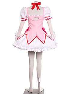 Puella Magi Madoka Cosplay Costumes Dress / Bow / Skirt / Stocks / Gloves / More Accessories Female