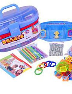 Magneettilelut 1 Pieces MM Magneettilelut Rakennuspalikat Opetuslelut Executive lelut Puzzle Cube Gift