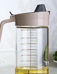 1 pc de keuken olieramp preventie olie pot kruiden glazen flessen afgesloten