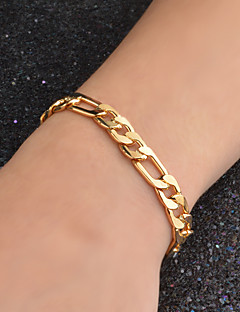 Pánské Řetízky Zlaté Módní Sexy bižuterie Šperky Pro Svatební Párty Denní Ležérní Vánoční dárky