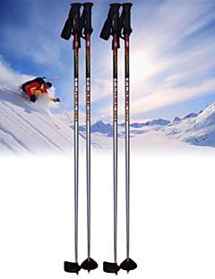 onewav sí pole.ski sport kellékek / piros és ezüstös